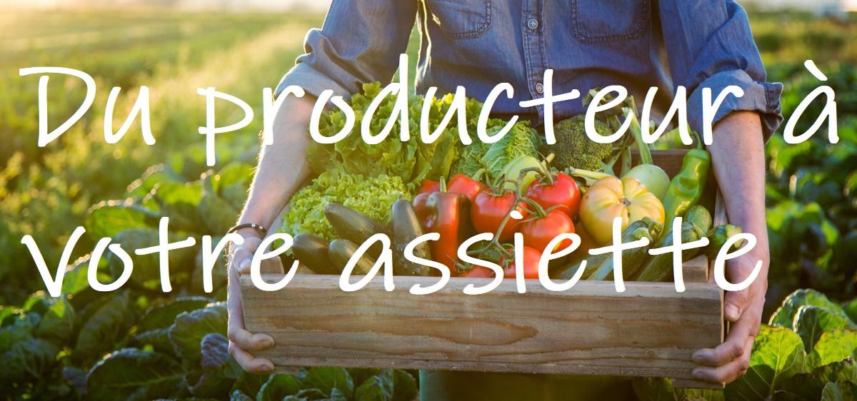 Vos courses en ligne e direct des producteurs